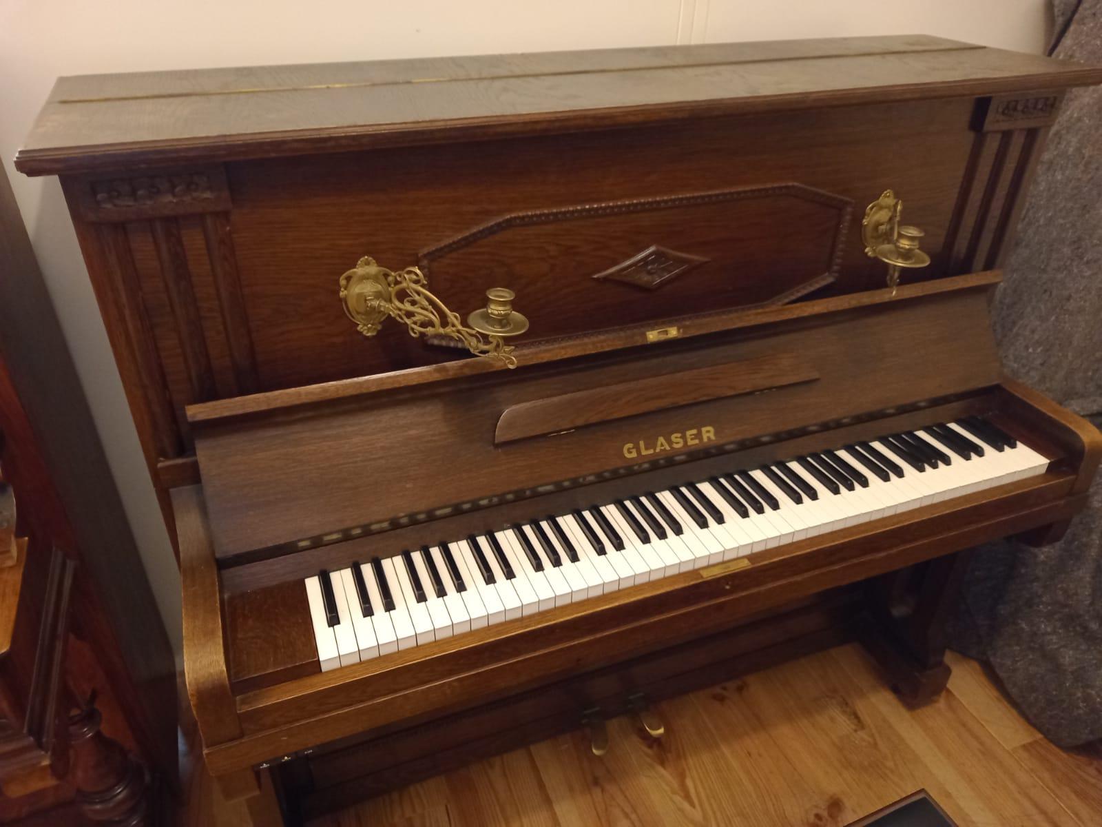 Glaser piano